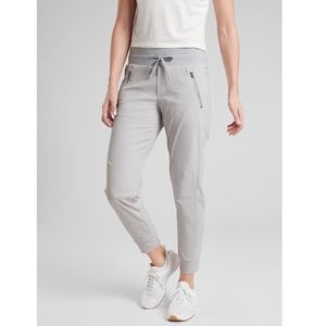 NWOT Athleta Trekkie North Jogger Galactic Grey